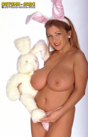 Stunning teen with insanely huge boobs j - XXX Dessert - Picture 2