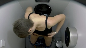 Hot blonde sluts with slender bodies getting spied on. - XXXonXXX - Pic 4