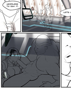 Awesome scenes of dirty fucking with - Cartoon Sex - Picture 3