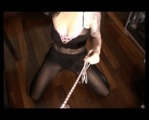 Horny madams in sexy lingerie torturing  - XXX Dessert - Picture 8