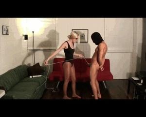 Nasty chicks beating their slaves when t - XXX Dessert - Picture 4