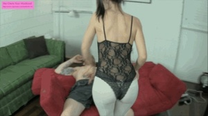 Nasty chicks beating their slaves when t - XXX Dessert - Picture 10