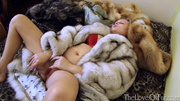 chubby blonde teen red