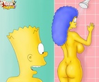 Share your Bart and lisa simpson tram pararam interesting. Tell