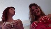 two sluts talk dirty