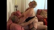blonde fat granny sexy