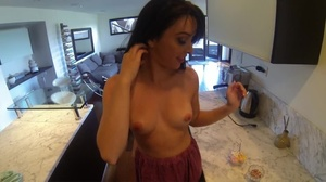 Amazing POV shots of dirty threesome fuc - XXX Dessert - Picture 2