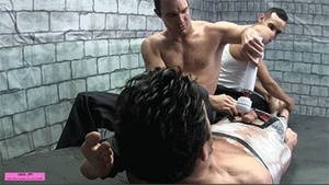 Athletic muscular men love to punish eac - XXX Dessert - Picture 6