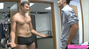 Athletic muscular men love to punish eac - XXX Dessert - Picture 7