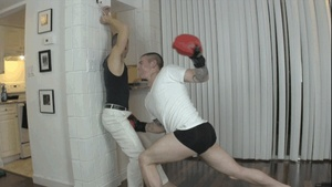 Randy guys making each other really hard - XXX Dessert - Picture 5