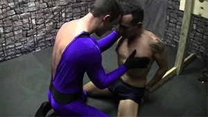 Horny muscular guys punishing each other - XXX Dessert - Picture 8