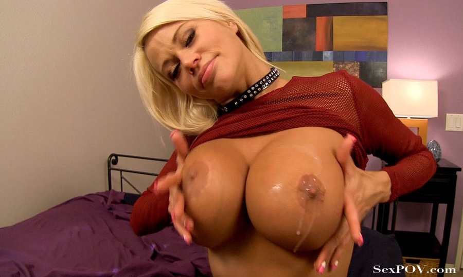 Milf Pov Blonde Stepson