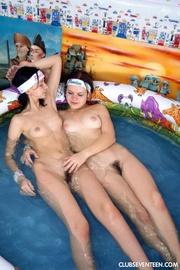 iris and olga eighteen