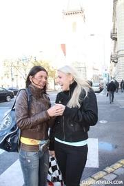 monika and sharon pics