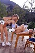 holiday, schoolgirls, teen