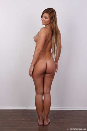 Sexy shaped brunette with cute tattoos d - XXX Dessert - Picture 17