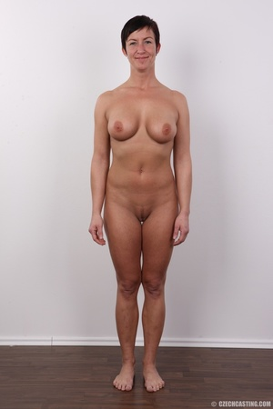 Sexy shaped lady with hot tattoos, cute  - XXX Dessert - Picture 14