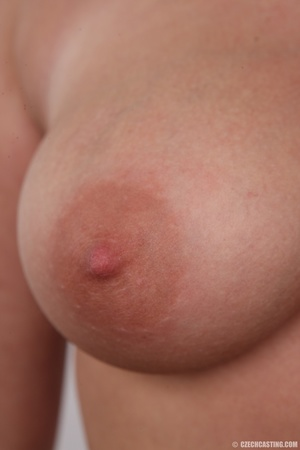 Sexy chubby big tits curvy chick shows b - XXX Dessert - Picture 12