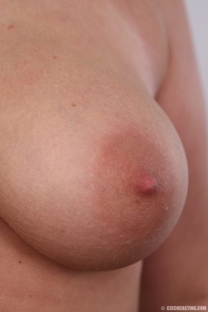 Sexy chubby big tits curvy chick shows b - XXX Dessert - Picture 13