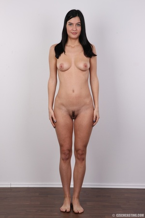 Black hair seductive chick with cute eye - XXX Dessert - Picture 14