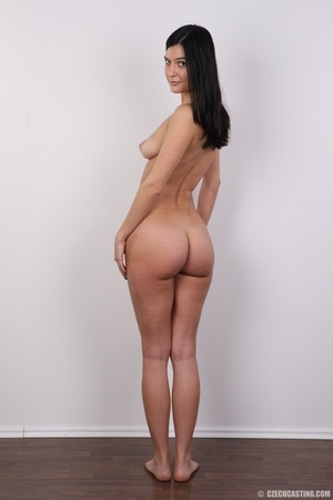 Black hair seductive chick with cute eye - XXX Dessert - Picture 18