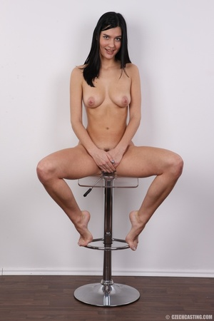 Black hair seductive chick with cute eye - XXX Dessert - Picture 20