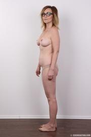 hot brunette mama strips