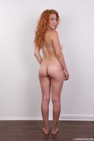 Pretty chick with flaming hair, sexy boo - XXX Dessert - Picture 23