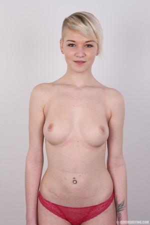 German Short Blonde Hair