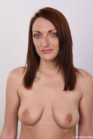 Lusty coffee flavored red head with cute - XXX Dessert - Picture 11