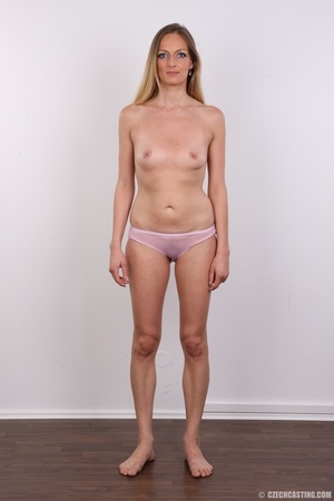 Blue eyes tall seductive blonde with sma - XXX Dessert - Picture 7