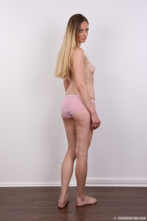 Blue eyes tall seductive blonde with sma - XXX Dessert - Picture 10
