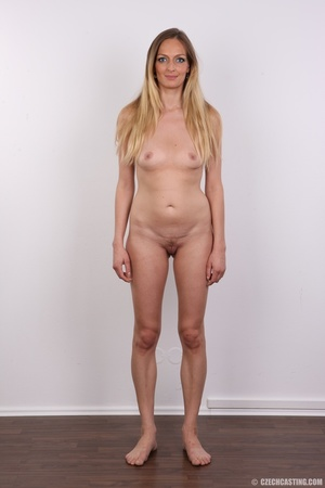 Blue eyes tall seductive blonde with sma - XXX Dessert - Picture 14