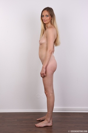 Blue eyes tall seductive blonde with sma - XXX Dessert - Picture 15