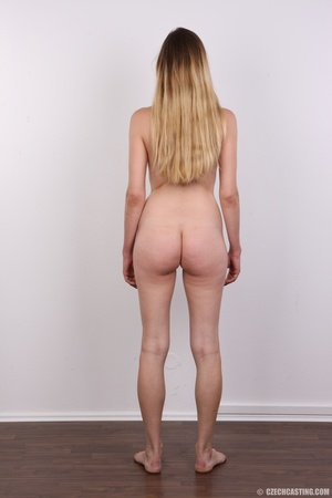 Blue eyes tall seductive blonde with sma - XXX Dessert - Picture 16