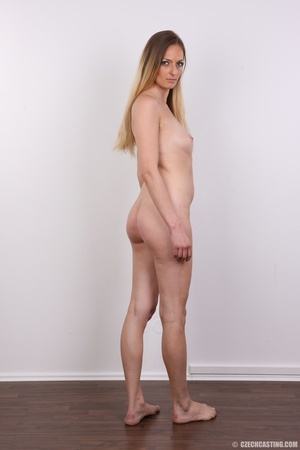 Blue eyes tall seductive blonde with sma - XXX Dessert - Picture 17
