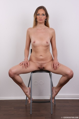 Blue eyes tall seductive blonde with sma - XXX Dessert - Picture 19