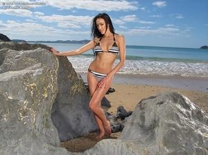 Hot curvy pretty model showcases sweet s - XXX Dessert - Picture 5
