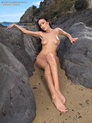 Hot curvy pretty model showcases sweet s - XXX Dessert - Picture 10