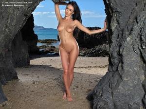 Hot curvy pretty model showcases sweet s - XXX Dessert - Picture 14
