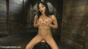 Curvy chicks gets wet pussies banged ver - XXX Dessert - Picture 10