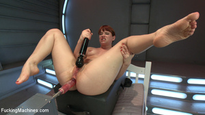 Sexy damsel gets her butt and pussy dril - XXX Dessert - Picture 13