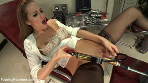 Hot automated fuck as sweet looking chic - XXX Dessert - Picture 4