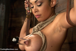 Sexy shaped babe with sweet tits fucks c - XXX Dessert - Picture 7