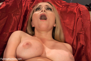 Lusty blonde enjoys hot banging as cock  - XXX Dessert - Picture 9