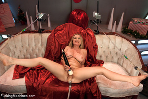 Lusty blonde enjoys hot banging as cock  - XXX Dessert - Picture 14