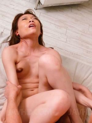 Nasty Japanese chick licking dudes ass b - XXX Dessert - Picture 8