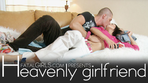 Trampy young blonde teens love having a  - XXX Dessert - Picture 7