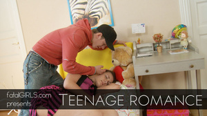 Trampy young blonde teens love having a  - XXX Dessert - Picture 9