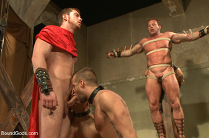 Hardcore domination with feet and dick s - XXX Dessert - Picture 5